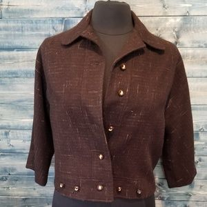 Vintage Rockabilly wool jacket